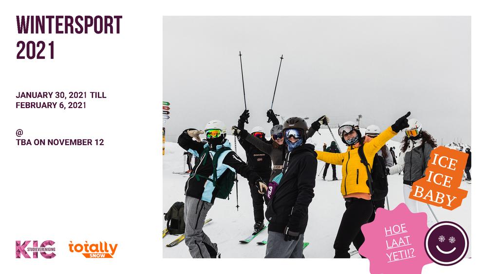 KIC: Wintersport 2021