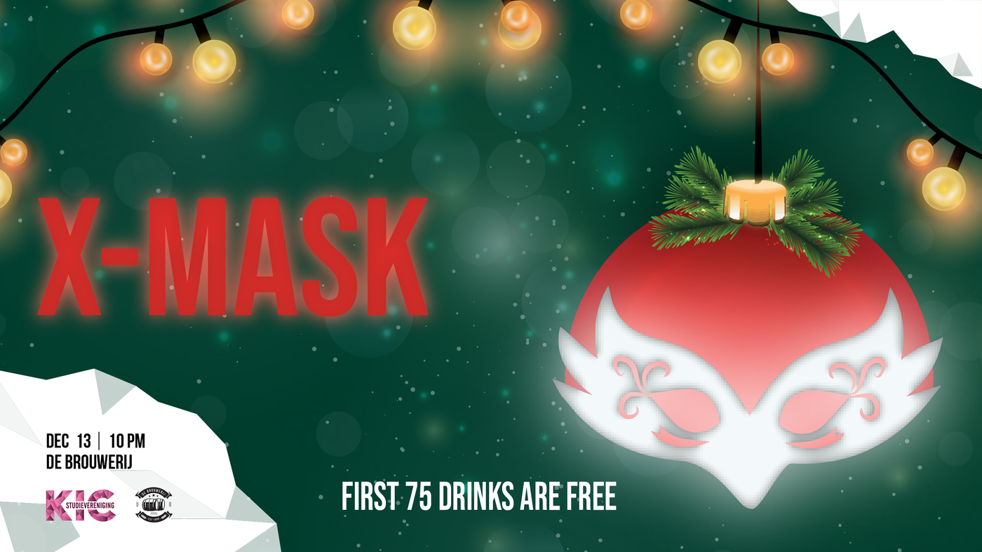 Drink: X-mask