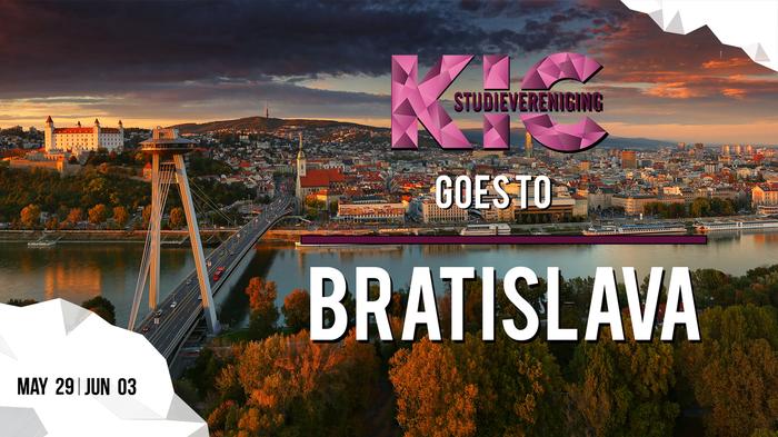 Trip Abroad: Bratislava