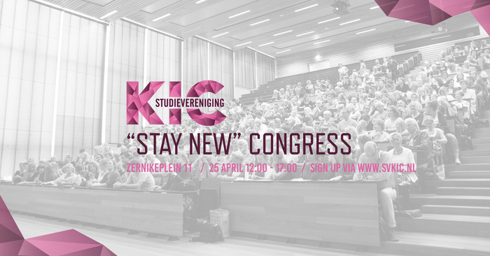 Congres: Stay new