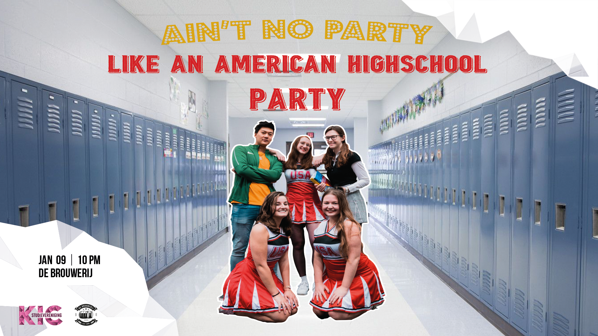 KIC Drink: American High School