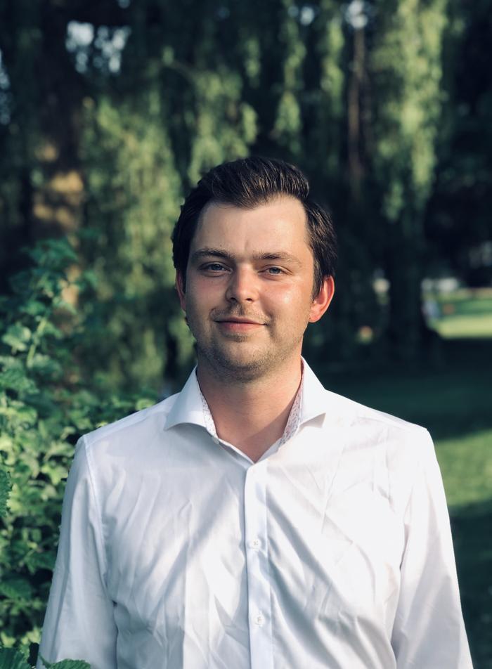 Aspirant penningmeester: Maarten Dijkhuizen