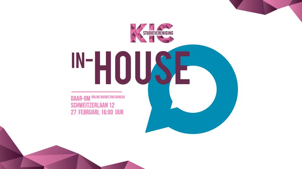 KIC In-house: Daar-om