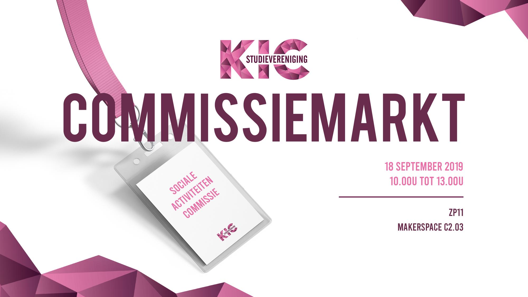 KIC: Commissiemarkt