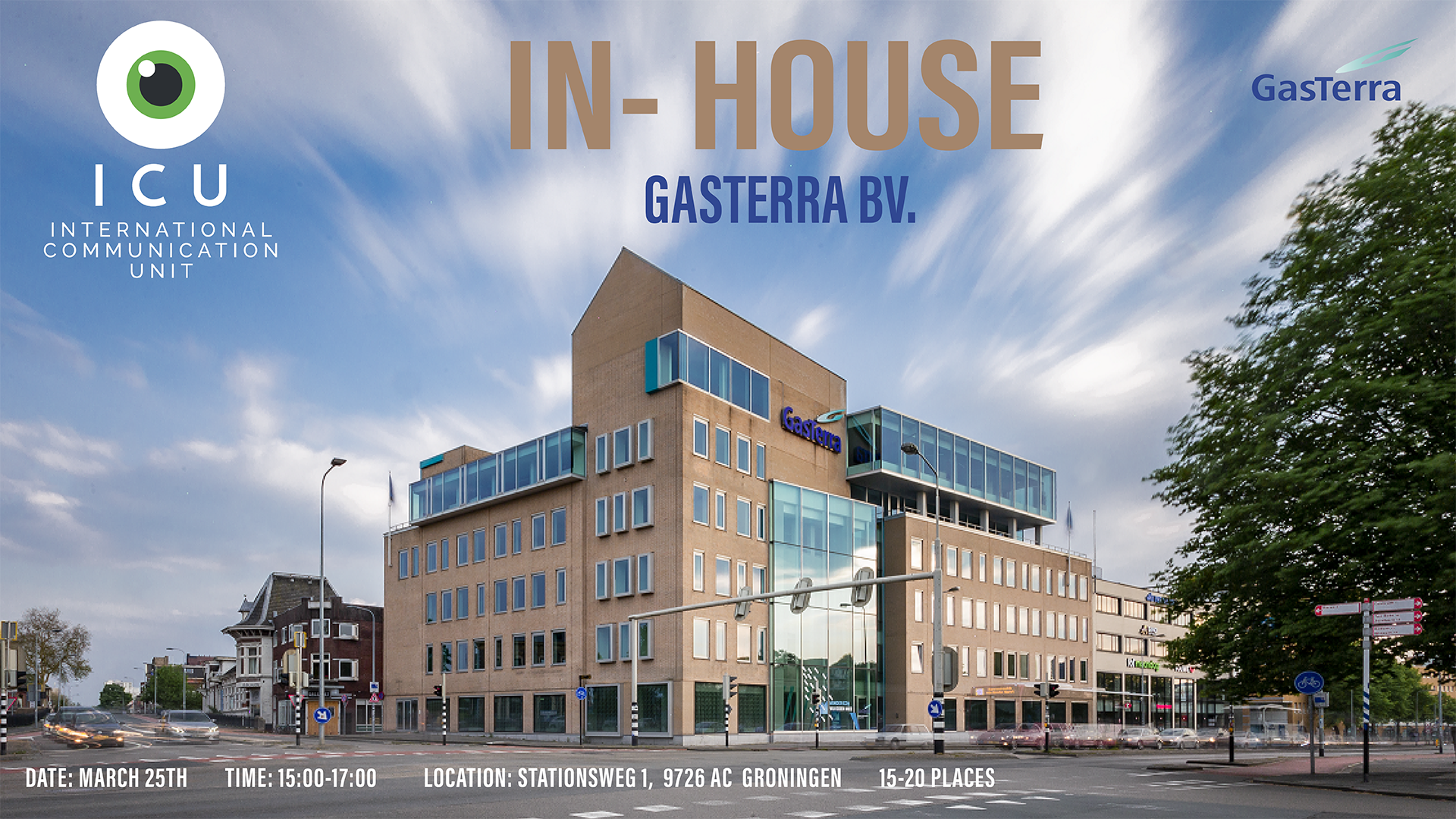 ICU In-house visit: GasTerra.