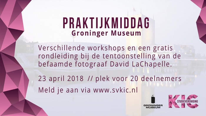 Praktijkmiddag: Groninger Museum