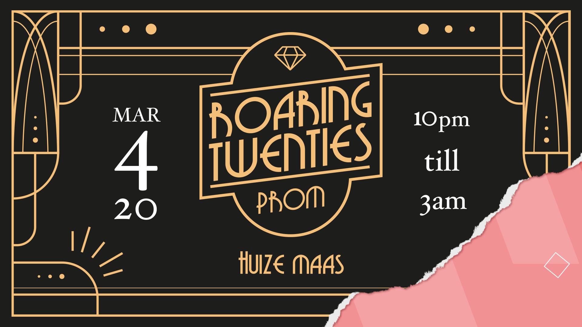 Gala 2020: Roaring Twenties