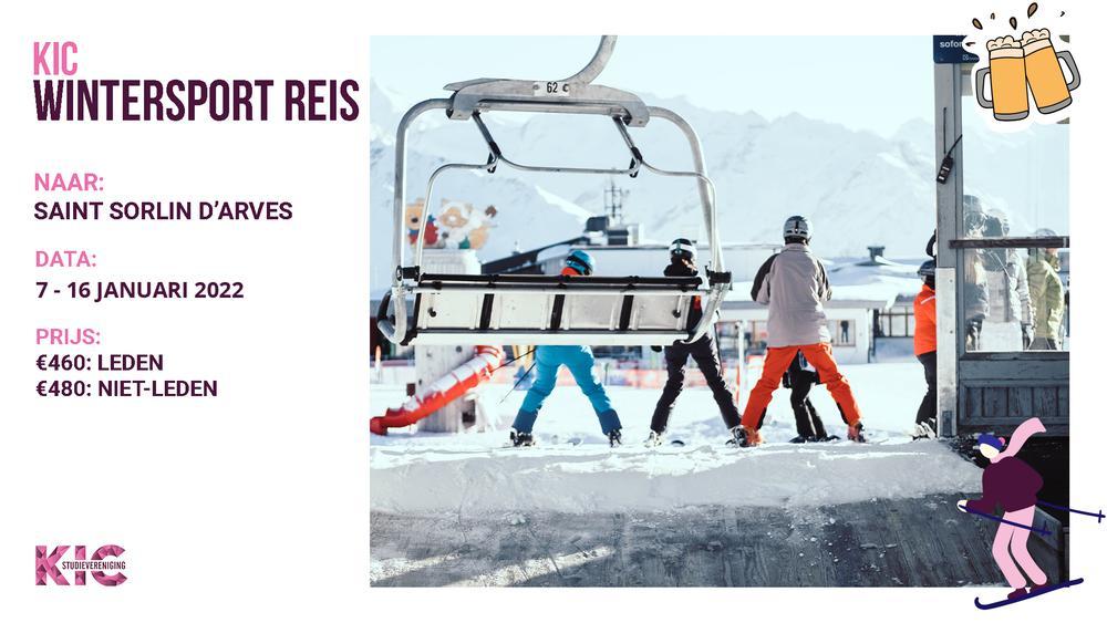 KIC presents: Wintersportreis