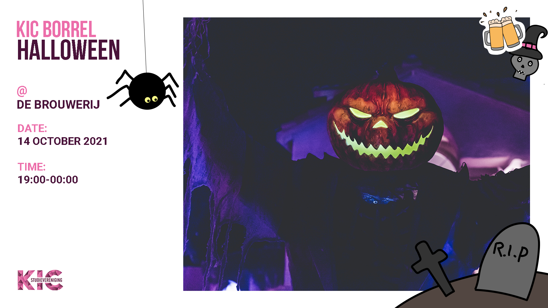KIC drink: Halloween
