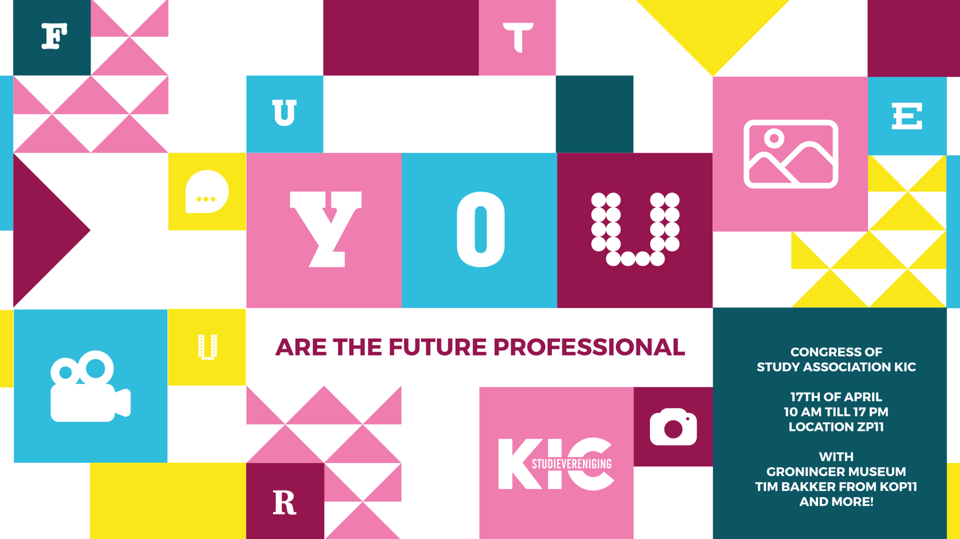 Congres: YOU are the future professional